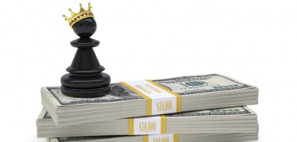 Cash is King in the UK