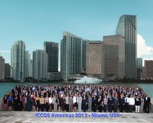 ICCOS Americas 2013 Attendees